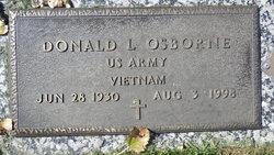 Donald L. Osborne