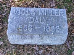 Viola <I>Miller</I> Daly
