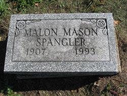 Malon Mason Spangler