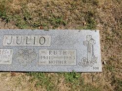 Ruth <I>Coppola</I> Julio