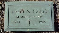 Leon Zacharia Gagne'