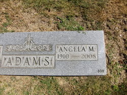 Angela M Adams