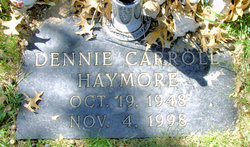 Dennie Carroll Haymore