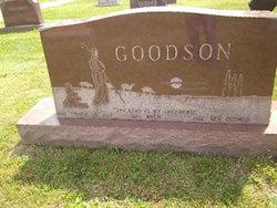Gladys Rhea <I>Scott</I> Goodson