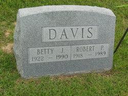 Robert P Davis