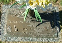 """Sheldon Russell """"Rusty"""" Oliver"""