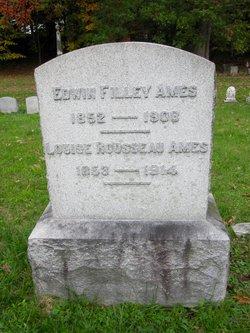 Edwin Filley Ames