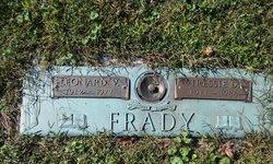 Tressie <I>Davis</I> Frady