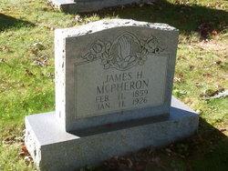 James H. McPheron