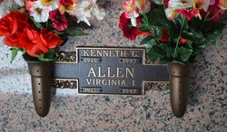 Virginia Irene <I>Yost</I> Allen