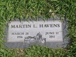 Martin L Havens