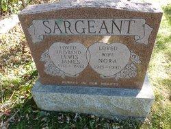 Lewis James Sargeant