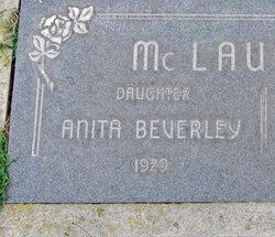 Anita Beverly McLaughlin