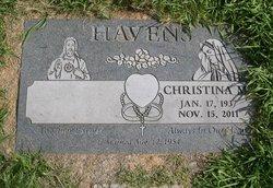 Christina M Havens