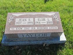 Jean Estelle Taylor
