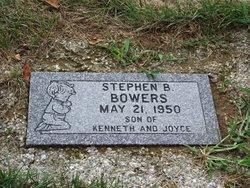 Stephen B Bowers