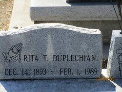Rita <I>Trahan</I> Duplechian