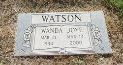 Wanda Joye Watson