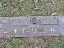 Walter Faull