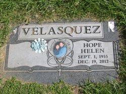 Hope Helen Velasquez