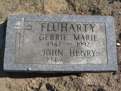 Gerri Marie Fluharty