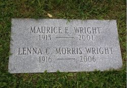 Maurice E Wright