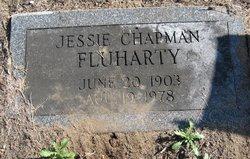 Jessie <I>Chapman</I> Fluharty