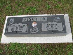 "Duane M. ""Hager"" Fischer"