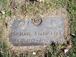 Michael Allen Barr