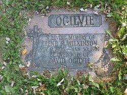 Irene R. <I>Wilkinson</I> Ogilvie