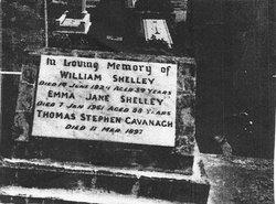 Emma Jane <I>Thompson</I> Shelley