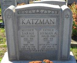 Hyman A. Katzman