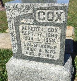 Eva May <I>Simpson</I> Cox