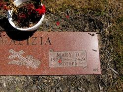 Mary D Malizia