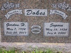 Gordon H Dokes