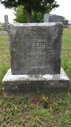Katharine Ernest