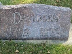 Peter M. Davidsen