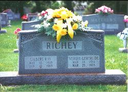 Gilbert Ray Richey
