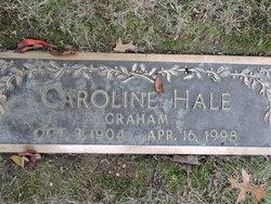 Caroline <I>Graham</I> Hale