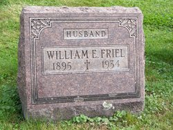 William Edward Friel