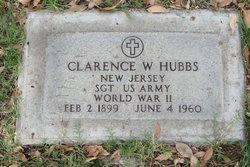 Clarence W Hubbs