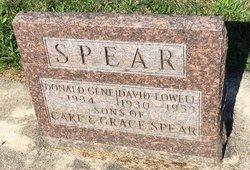 David Lowell Spear