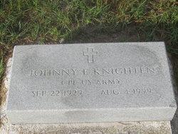 Johnny E Knighton