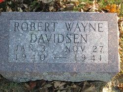 Robert Wayne Davidsen