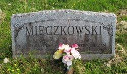 Bertha <I>Chrzan</I> Mieczkowski