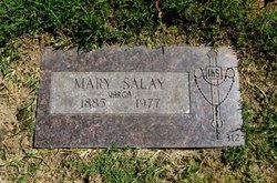 Mary <I>Varga</I> Salay