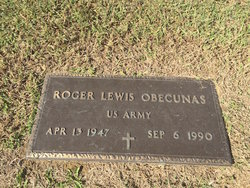 Roger Lewis Obecunas