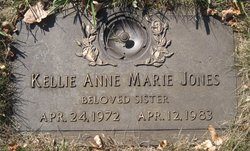 Kellie Anne Marie Jones
