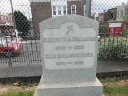 Ella Marie <I>Callahan</I> Faulk