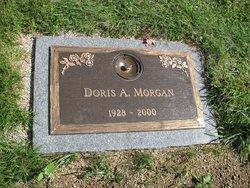 Doris Anne <I>Flanigan</I> Morgan